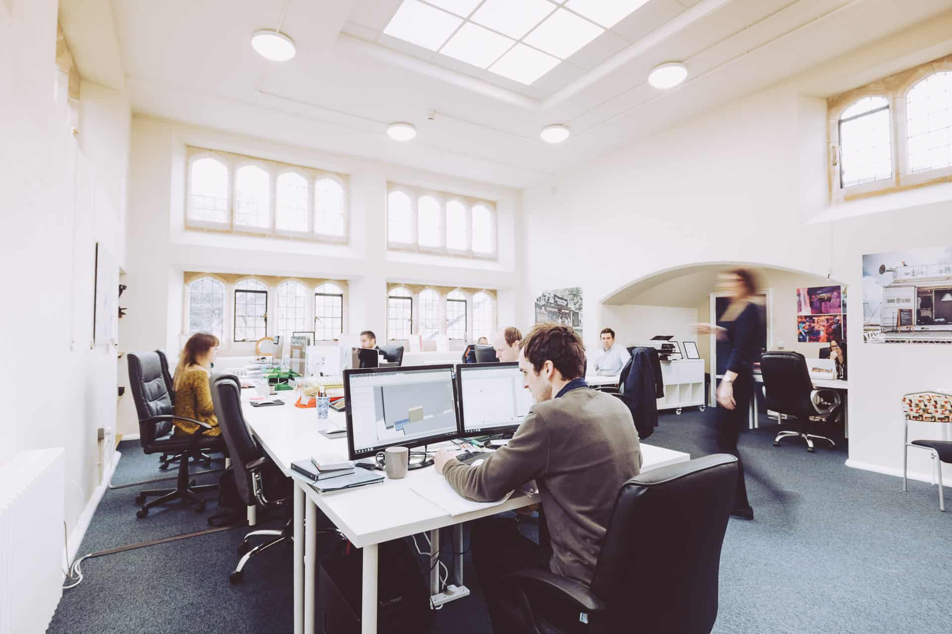 The Hawkins Laboratory, Old Cathedral School - ISO Spaces HQ