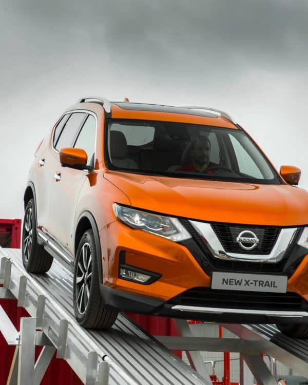 ISO Spaces manufacturing Nissan X-Trail Shipping Containers Conversion for portable stage