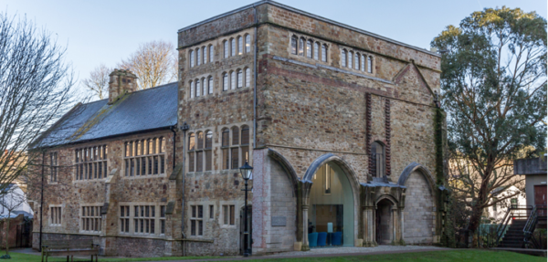Restoration of Old Cathedral School. home to ISO Spaces HQ