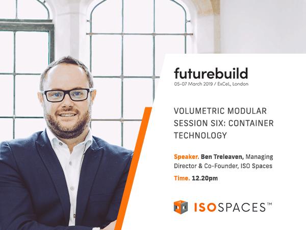 Ben Treleaven to speak at Futurebuild