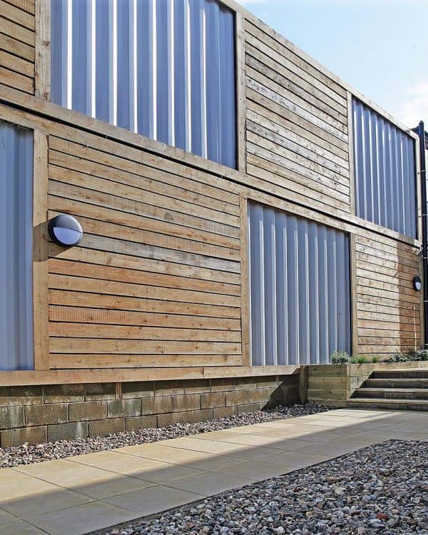 modular container housing in ealing london