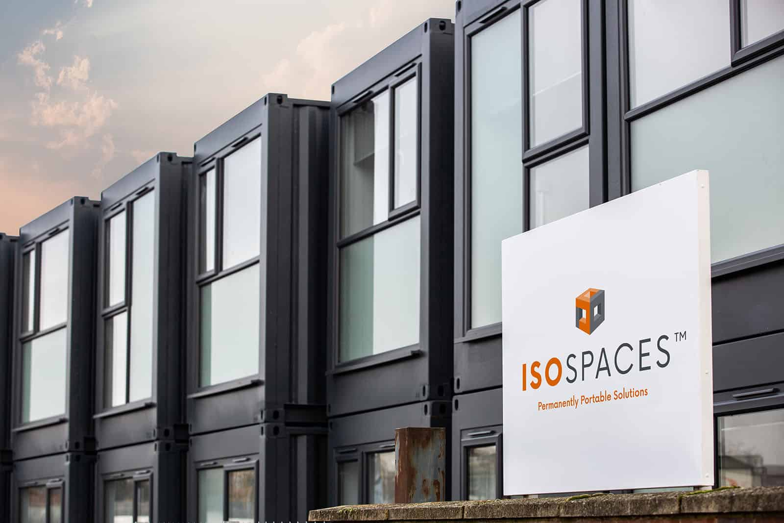 isospaces based in cornwall and factory in tonbridge
