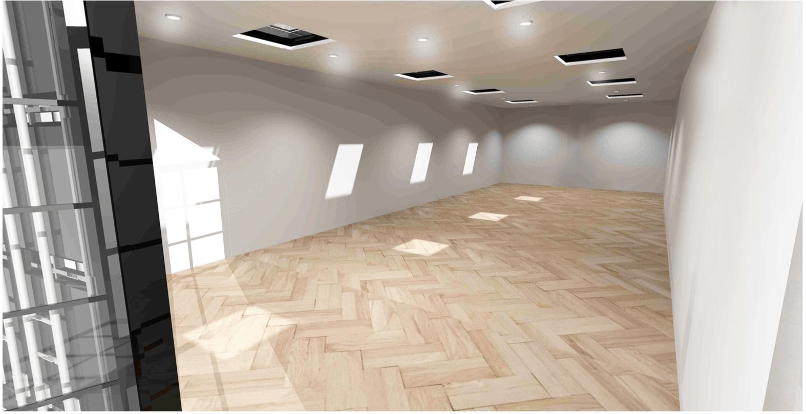 Havwoods Container Classroom concept design