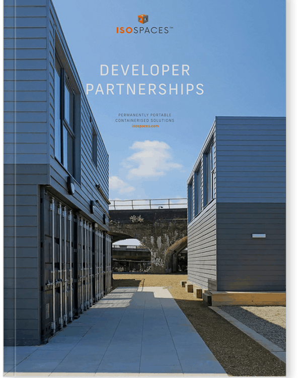 iso spaces developer partner brochure