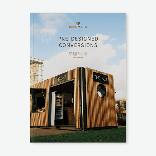 bespoke container conversions