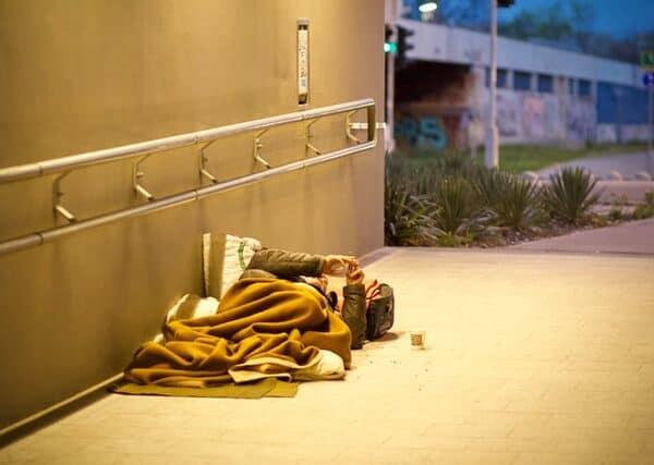 mass homelessness crisis